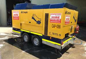 MUST GO! $10,000 price reduction 900cfm Compressor for sale 900 CFM