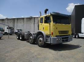 2013 IVECO 2350G ACCO 8X4 CAB CHASSIS  - picture0' - Click to enlarge
