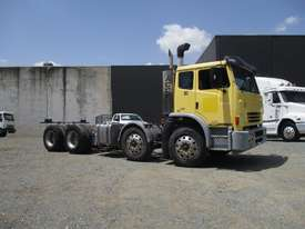 2013 IVECO 2350G ACCO 8X4 CAB CHASSIS  - picture1' - Click to enlarge