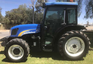New Holland T4050 Delux FWA/4WD Tractor