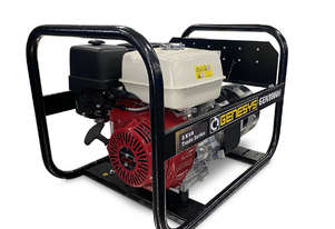 Portable Generator - Petrol 8KVA Honda - Tradesman - Made in Italy