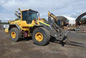 Volvo L120F Tool Carrier Loader