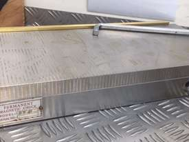 Magnetic Fine Pole Chuck - Size 450mm x 200mm x 65mm. Magnetic Force (N) 120. - picture0' - Click to enlarge