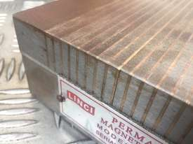 Magnetic Fine Pole Chuck - Size 450mm x 200mm x 65mm. Magnetic Force (N) 120. - picture2' - Click to enlarge