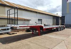 NEW 2020 FWR Tri Axle Drop Deck Trailer - 100% Australian Made