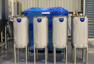 115ltr New Stainless Steel Open Top Tank**WE ARE OPEN DURING LOCKDOWN**