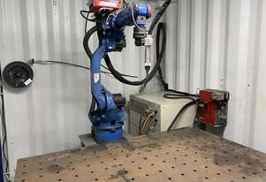 Robot Welding Cell