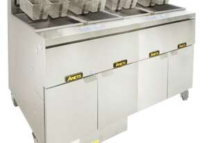 Anets FM4.14GS.CS Filtermate System Fryer