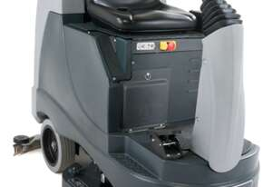 Nilfisk BR755C Mid Sized Ride on Scrubber