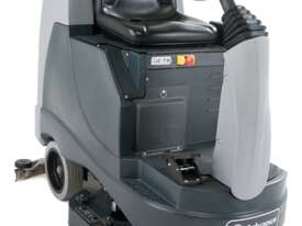 Nilfisk BR755C Mid Sized Ride on Scrubber - picture0' - Click to enlarge