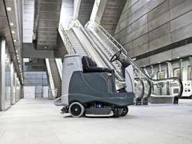 Nilfisk BR755C Mid Sized Ride on Scrubber - picture1' - Click to enlarge