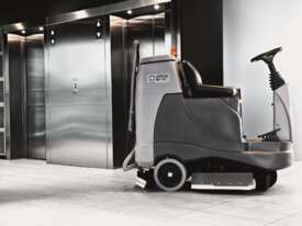 Nilfisk BR755C Mid Sized Ride on Scrubber - picture2' - Click to enlarge