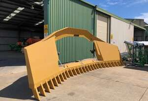 Gessner 24' Drive-in Stick Rake to suit a CAT D8R/T Dozer