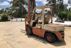 Cheap Forklift with Pneumatic Tyres