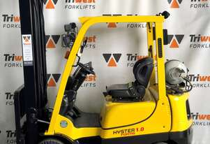 Refurbished Counterbalanced 1.8t Hyster Forklift