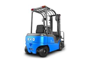 BYD ECB16S – 4 wheels Lithium Counterbalance Forklift