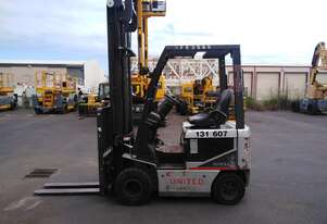 Used 1.5T Nissan Electric Forklift