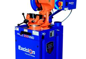 Excision Cold Saw Machine Metal Cutting Drop Saw 350VMD