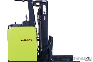 Stand-Up 1.8t Electric CLARK Reach Truck