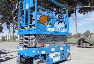 New Genie GS1932 Electric Scissor Lift