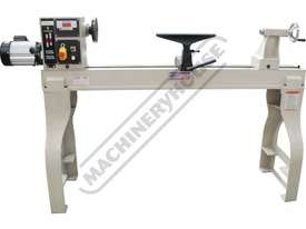 WL-46A Electronic Variable Speed Wood Lathe 462mm Swing x 1194mm Between Centres - picture0' - Click to enlarge