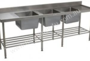 Simply Stainless SS24.7.2400.TB - 700 Series Tripl