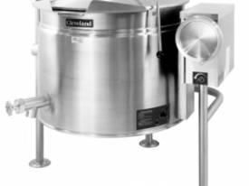 Cleveland KEL-60TSH 225L Electric Tilting Kettle - picture0' - Click to enlarge