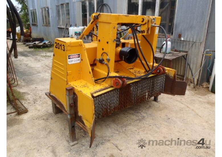 Rock Crusher BPB200
