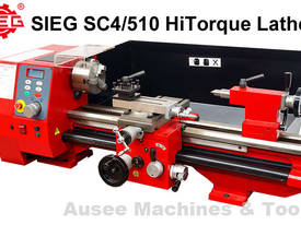 SIEG SC4/510 HiTorque Lathe - picture0' - Click to enlarge
