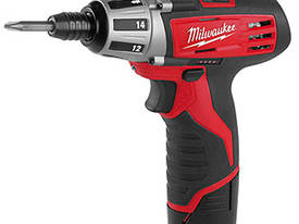 Milwaukee 12V SUB-COMPACT DRIVER LI-ION- SKIN ONLY