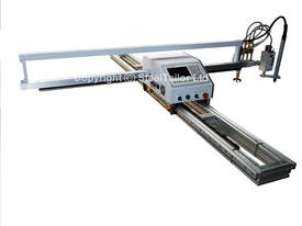 PORTABLE CNC FLAME & PLASMA CUTTER WITH THC  - picture0' - Click to enlarge