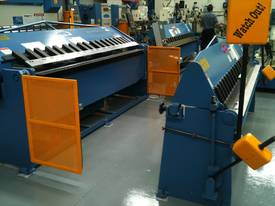 GUILLOTINES, PRESSBRAKES, PANBRAKES & PUNCH-SHEARS - picture8' - Click to enlarge