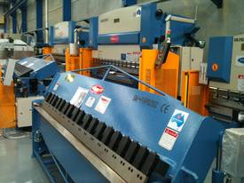 GUILLOTINES, PRESSBRAKES, PANBRAKES & PUNCH-SHEARS - picture11' - Click to enlarge
