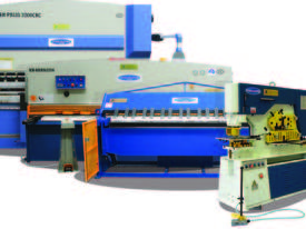 GUILLOTINES, PRESSBRAKES, PANBRAKES & PUNCH-SHEARS - picture0' - Click to enlarge
