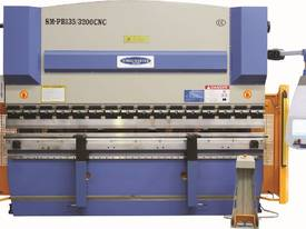 GUILLOTINES, PRESSBRAKES, PANBRAKES & PUNCH-SHEARS - picture7' - Click to enlarge