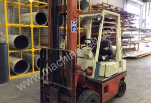 USED - Forklift - 2.5tons