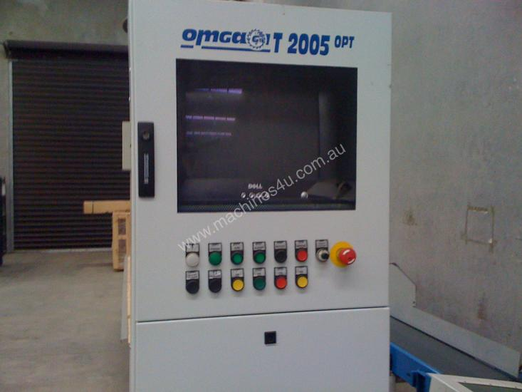 OMGA T2005 OPTIMISER/KICKER/INFEED LOADER