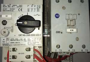 ABB DOL STARTER COMES WITH OVERLOAD