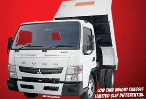 New Fuso Canter 515/715 Factory Tippers