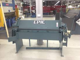 EPIC 1250 x 2.0mm Straight Blade Manual Folder - picture3' - Click to enlarge