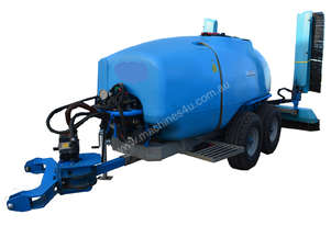 Weed Sprayer 4000 litre with 6 mt boom