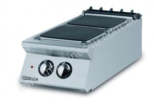 Mareno ANC9-8E Hob With 4 x 4 KW Square Hot Plates