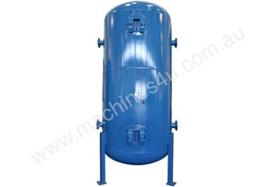 5,000 LITRE VERTICAL AIR COMPRESSOR RECEIVER TANK
