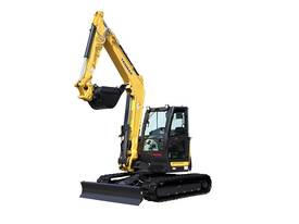 Yanmar ViO80-1 - Mini Excavator - picture0' - Click to enlarge