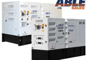 Synchronised 660 kVA Diesel Generators 415V - Cummins Powered Stamford Alternator