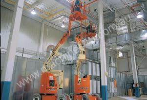 Jlg   E300AJP Knuckle boom lift