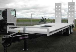 2015 Custom Built Plant Trailer With Ramps