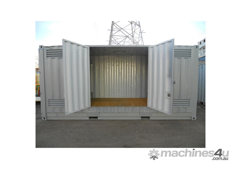 ... Shelving/Storage for sale - 20 ft Dangerous Goods Shipping Containers