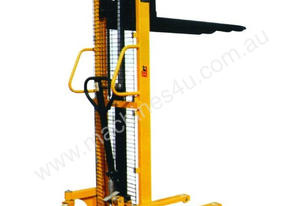 Manual Pallet Stacker 1000kg SWL 2.5m Height