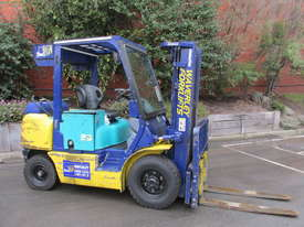 Komatsu FD20T-12 - picture2' - Click to enlarge
